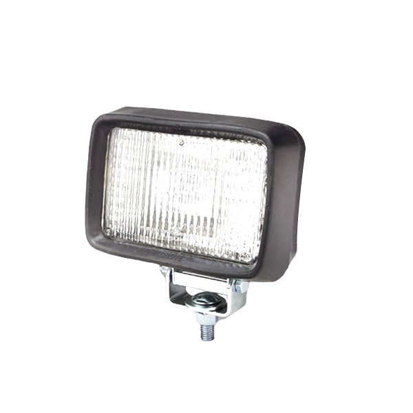 64891 – 4″ x 6″ Rectangular Rubber Work Light, Flood