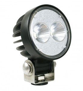 64G01-5 – Trilliant® 26 LED Work Light, Pendant Mount, 1800 Lumens, Far Flood, Retail Pack