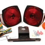 Trailer Lighting Kit with Side Marker and Clearance Marker Lights