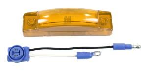 65513 – SuperNova® 3″ Thin-Line LED Clearance Marker Light, Yellow Kit (47243 + 66930)