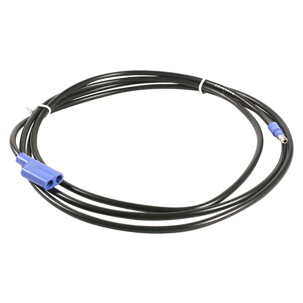 66125 – Slim-Line Under Light Male To Slim-Line Under Light Double Female, Marker Light Jumper, 7′ (84″)