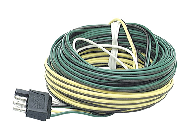 Grote Industries - 68420-3 – 25′ Wire Harnesses, 4-Wire Split, Bulk Pack