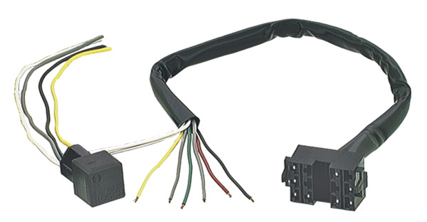 69690 - Universal Plug-In Wiring Harness With Lift-to-Dim