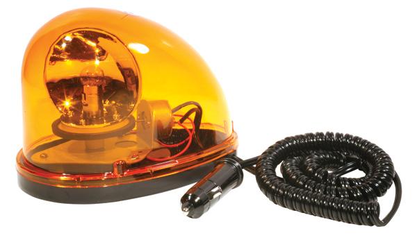"76033 – TearDrop ""Kojak"" Light, Yellow, Retail Pack"