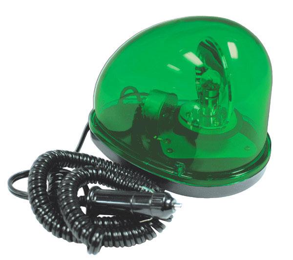 "76034 – TearDrop ""Kojak"" Light, Green, Retail Pack"