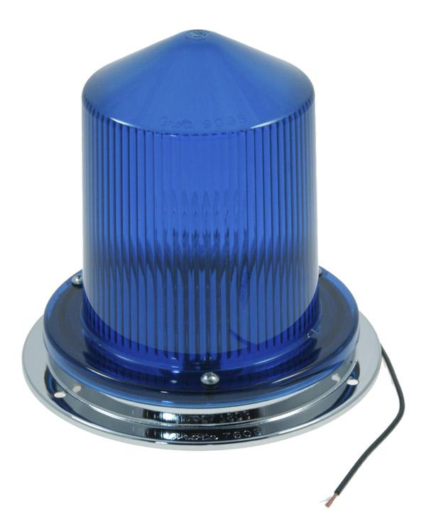 76085 – Economy 360° Flashing Auxiliary Warning Light Kit, Blue