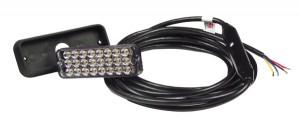 Cabezal de luz LED clase I de montaje en superficie