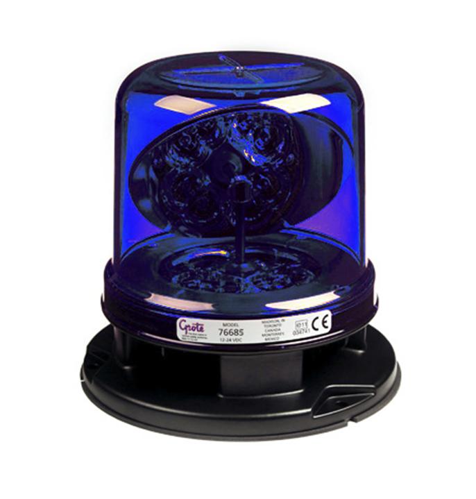 76685 – RotoLED™ Class I LED Hybrid Beacon, Blue