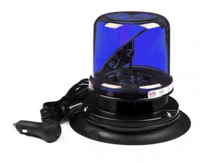 76695 – RotoLED™ Class I LED Hybrid Beacon, Vacuum Mount, Blue