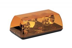 76803 – 15″ Rotating Mini-Light Bar, Gear Drive, Yellow