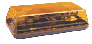 76813 – 15″ Rotating Low Profile Light Bar, Yellow