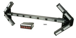 High-Intensity LED Directional Arrow Bar
