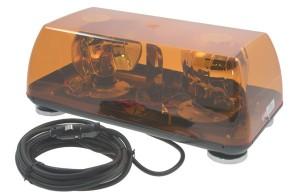 76933 – 15″ Rotating Hi-Intensity Portable Mini Light Bar, Magnet Mount, Yellow