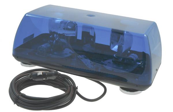 76935 – 15″ Rotating Hi-Intensity Portable Mini Bar Lamp, Blue