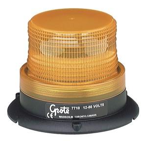 77103 – Mighty Mini Strobe, Single Flash, Yellow