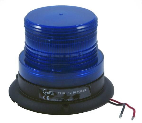 77105 – Mighty Mini Strobe, Blue, Single Flash