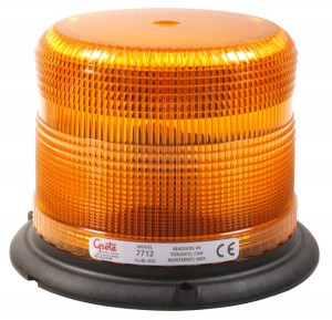 Medium Profile Class II Plastic Base Strobe Lights