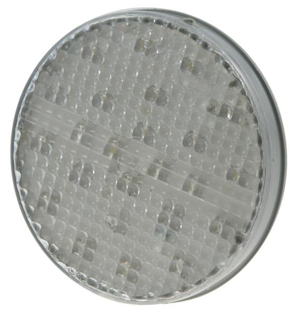 77351 – 4″  LED Strobe Lights, Clear