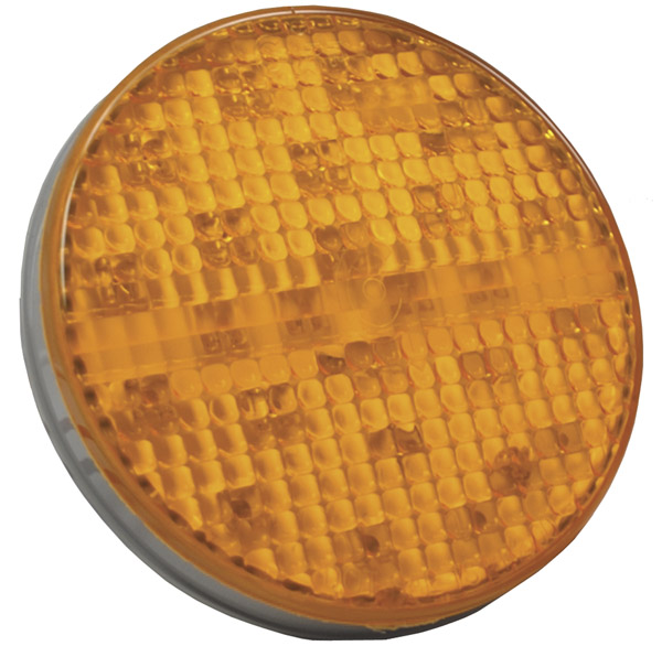 77353 – 4″  LED Strobe Lights, Yellow