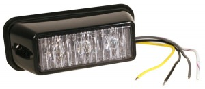 Luces LED direccionales de advertencia