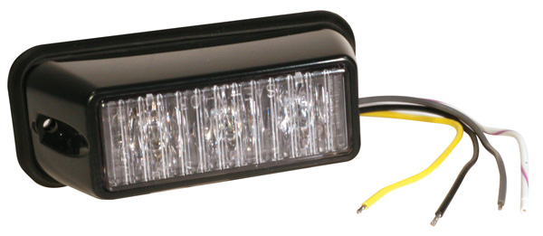 77462 – LED Directional Warning Lamp, Red