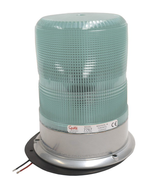 77671 – High Profile High-Intensity Smart Strobe®, Class I, Clear