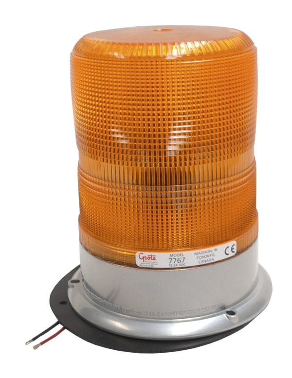 77673 – High Profile High-Intensity Smart Strobe®, Class I, Yellow