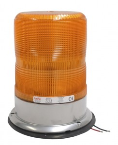 77733 – High Profile High-Intensity Smart Strobe®, Class II, Yellow