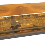 "15"" Strobe Mini Bar Light, Yellow"