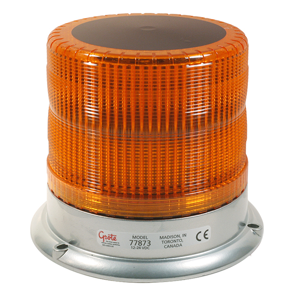 77873 – LED Class I Beacon, Yellow