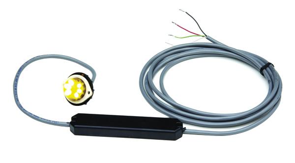 77933 – LED Vertex™ Hide-Away Strobe Light, Yellow