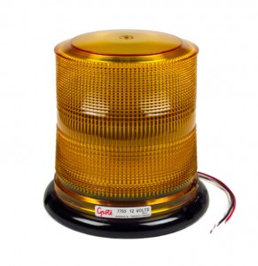 77963 – Class I LED Beacon, High Profile, 24V, Yellow