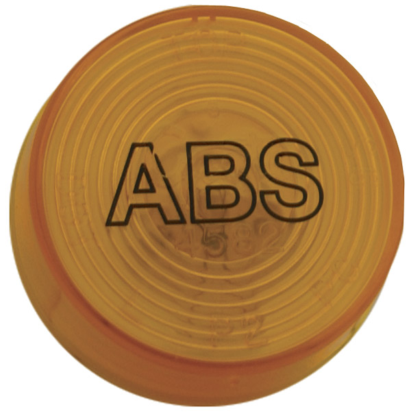 78333 – 2″ Clearance Marker Light, ABS, Yellow