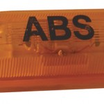 clearance light marker abs yellow