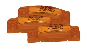 78453-3 – SuperNova® 3″ Thin-Line LED Clearance Marker Light, ABS, Yellow, Bulk Pack