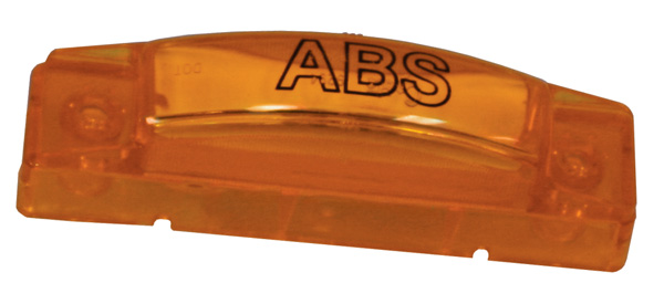 78453 – SuperNova® 3″ Thin-Line LED Clearance Marker Light, ABS, Yellow