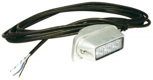Wing-Tip LED Snowplow Light