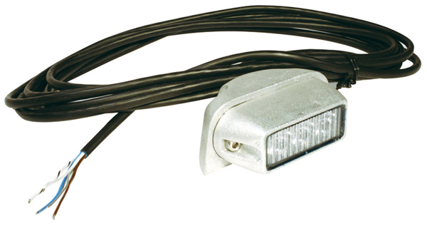 Grote Industries - 78573 – Wing-Tip LED Snowplow Light, Vertical