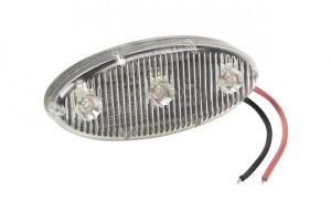Self-Adhesive LED Auxiliary Light