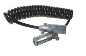 87111 – UltraLink™ Power Cord, 15′ w/12″ Lead, Coiled