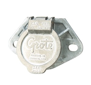 Ultra-Pin Receptacle Two-Hole Mount