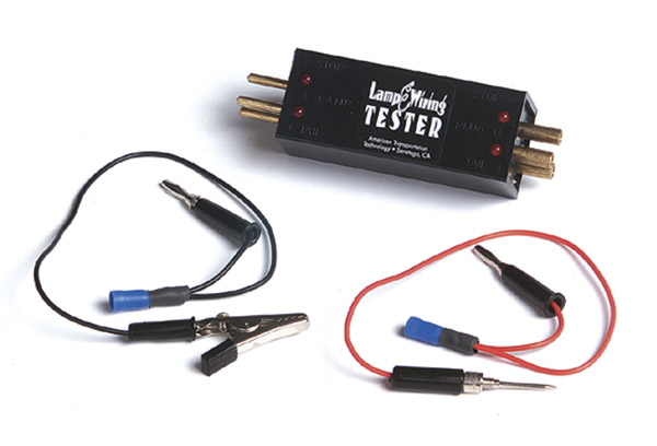 Grote Industries - 87890 – Light and Harness Testers, Light Tester & Harness for Stop Tail Turn & Clearance Marker Light