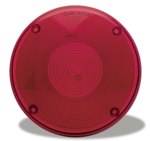90092 – Stop Tail Turn Replacement Lens, Red