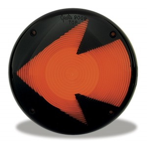 90103 – Stop Tail Turn Replacement Lens, w/ Arrow, Yellow