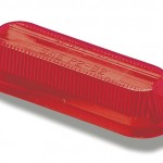 clearance marker replacement lenses red