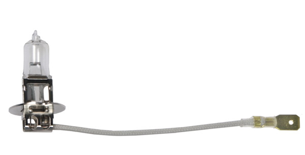 Grote Industries - 90971-5 – 12-Volt Halogen Bulb, 55 Watt, Spade Terminal, Retail Pack