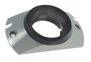 "Mounting Bracket With Grommet For 2 1/2"" Round Lights"