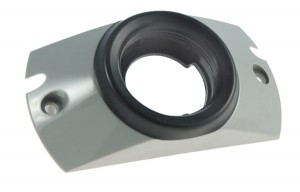 "Mounting Bracket With Grommet For 2"" Round Lights"