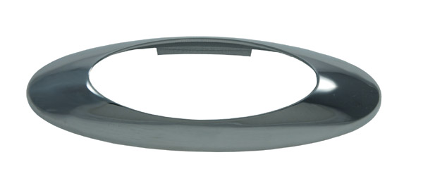 93803 – MicroNova® Light Bezel, Chrome Plated