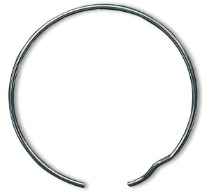 "Snap Ring For 4"" Round Lights"